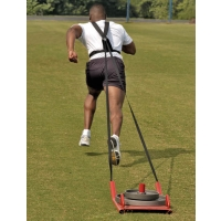 Power Systems 10440 Power Sled w/ Shoulder Harness