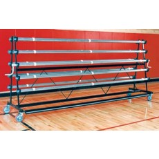 GymSafe Floor Cover Storage Rack, 6 ROLL