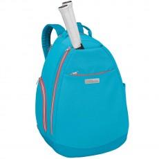 Wilson Women's Tennis Backpack, Aqua/Coral