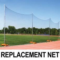 Kwik Goal 3B4901 Portable Backstop REPLACEMENT NET, 15'H X 60'W
