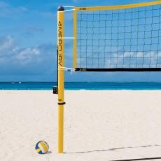 Jaypro Mercury Aluminum Beach Volleyball Net System