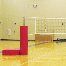First Team Horizon Complete Portable Volleyball Net System