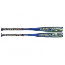 "2020 Rawlings -10 (2-1/4"") USA Raptor Youth Baseball Bat"