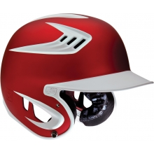 Rawlings S80 JUNIOR 2-Tone 80 MPH Matte Finish Batting Helmet, S80X2J