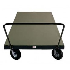 Blazer 4'x8' Track Equipment Transport Cart