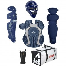 All Star Age 7-9 Youth Player's Series NOCSAE Catcher's Kit