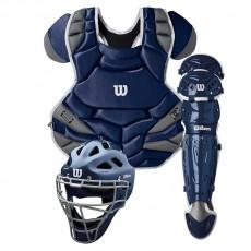 Wilson C1K Adult Catcher's Gear Set