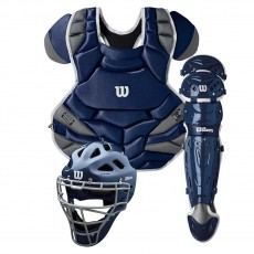 Wilson C1K NOCSAE Catcher's Gear Set
