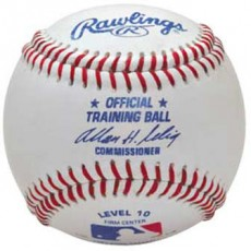Rawlings ROTB10 Level 10 Baseballs, dz