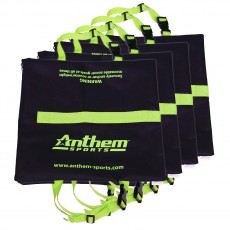 Anthem Sports SGSB-4 Soccer Goal Anchor Sand Bags, Set of 4