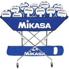 Mikasa BCH Volleyball Hammock Ball Cart