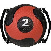 Champion 2 lb Rhino Ultra Grip Medicine Ball, SMD2