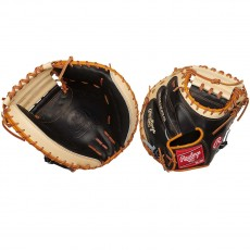 "Rawlings 33"" Pro Preferred Baseball Catcher's Mitt, PROSCM33BCT"