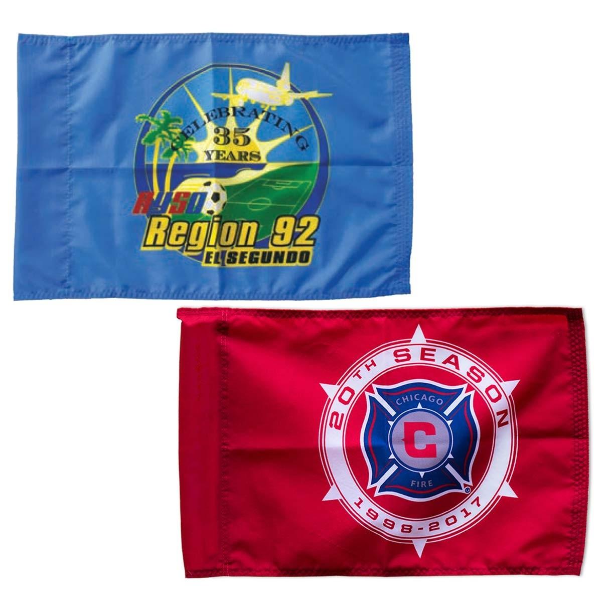 Kwik Goal Custom Soccer Corner Flag A11 985 Anthem Sports