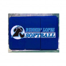 Cover Sports 4'H x 6'L Baseball/Softball Backstop Padding w/Graphics