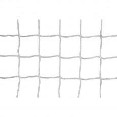 Kwik Goal 6.5'x12'x2'x6.5', 3mm Soccer Net, White