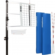 "Porter Powr-Carbon II 3"" Standard Volleyball Net System Package"