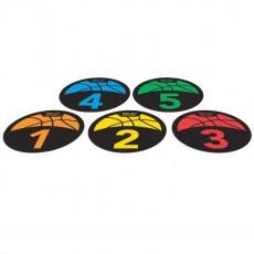 SKLZ Shot Spotz Basketball Training Marker Set