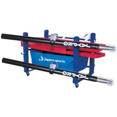 Jaypro Volleyball Equipment Carrier, EC-1000