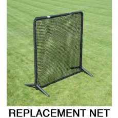 Jugs REPLACEMENT NET for Protector Series 7' x 7' Baseman Screen