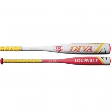 2018 Louisville Diva -11.5 Youth Fastpitch Softball Bat, WTLFPDV18A115