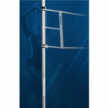 "Porter 1971000 Powr-Rib II 3-1/2"" Volleyball Uprights"