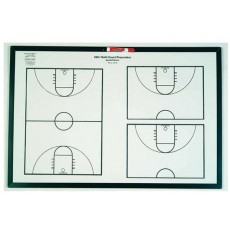 "KBA Multi-Court Playmaker Basketball Coaching Board, 18"" x 24"""