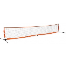 BOWNET Youth Portable Tennis Net, 18' x 2'9""