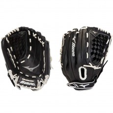 "Mizuno 12.5"" Youth Fastpitch Prospect Select Powerclose Glove, GPSL1250F3"