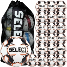 Select 20pk Club DB Soccer Ball Package w/ Bag