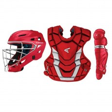 Easton Age 9-12 Gametime NOCSAE Catcher's Gear Box Set, YOUTH