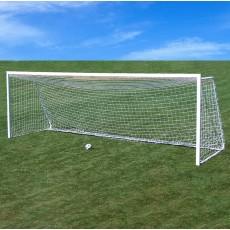 Jaypro 8' x 24' Official Portable Soccer Goals, SGP-110 (pair)