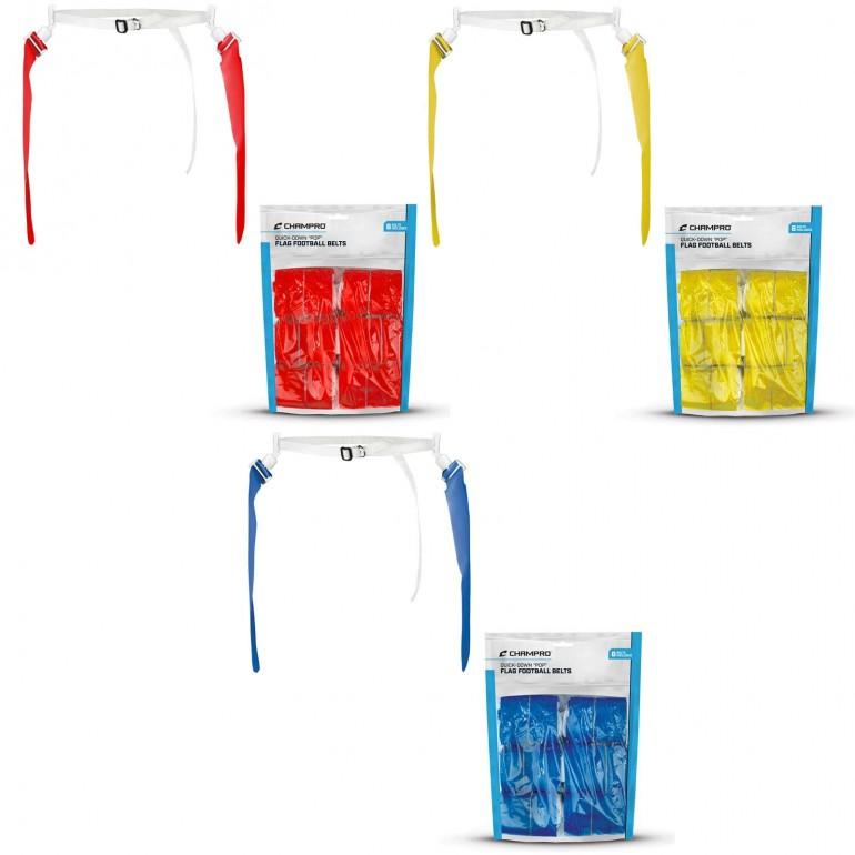 Flag Belts Sold In 6 Packs
