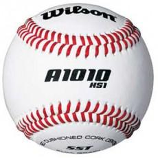 Wilson A1010BHS1SST NFHS Baseballs, dz