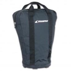 """Champro Deluxe Lacrosse Ball Bag, holds 4 dz, 17""""Hx9""""diameter bottom"""