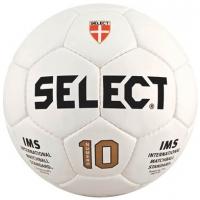 Select Numero 10 Soccer Ball, SIZE 5, White