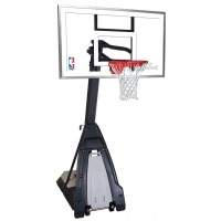 Spalding 74560 The Beast Portable Residential Basketball Hoop
