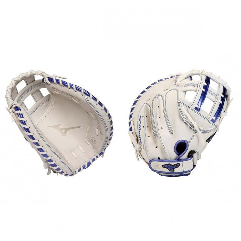 mizuno 34 fastpitch catcher's mitt