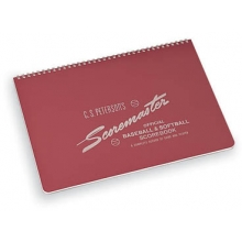 Scoremaster Baseball / Softball Scorebook