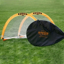 PUGG 6' Pop-Up Soccer Training Goals (pair)