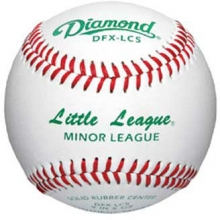 Diamond DFX-LC5LL Little League Baseballs, Level 5, dz