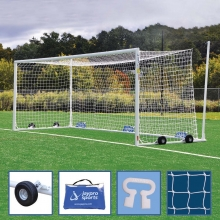 Jaypro Nova World Cup Soccer Goal Package - SGP-850PKG