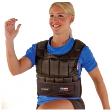 Power Systems 13226-20 VersaFit Weighted Training Vest, 20 lb.