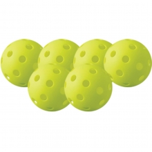 Champion 6/set Indoor Pickleballs