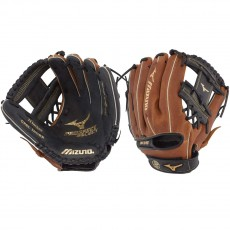 "Mizuno 11"" Prospect Select YOUTH Baseball Glove, GPSL11BR"