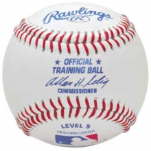 Rawlings ROTB5 Level 5 Soft Core Baseballs, dz
