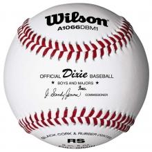 Wilson A1066DBM1 Dixie Boys/Major League Baseballs, dz