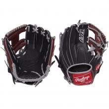 """Rawlings 11.5"""" R9 Infield Baseball Glove, R9204-2BSG-3/0"""
