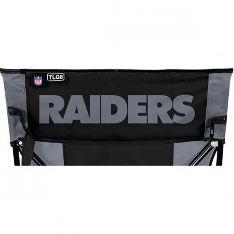 Peachy Oakland Raiders Nfl Tailgate Chair Lamtechconsult Wood Chair Design Ideas Lamtechconsultcom