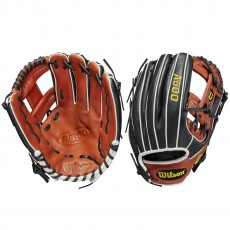 "Wilson 11.5"" A500 Youth All Positions Baseball Glove, WBW100148115"